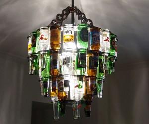 CoolMaterial-beer-chandelier