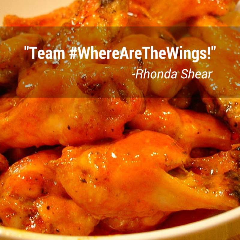 -Team #WhereAreTheWings!-